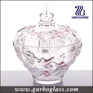 Red Maple Leaf Glass Jar (GB1806FY/PDS) pictures & photos
