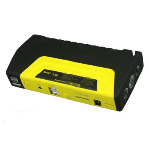 12000mAh 12V Gasoline Car Accessories Auto Battery Charger Jump Starter (JS-K16) pictures & photos