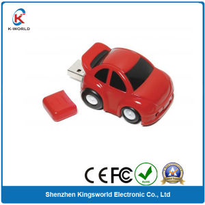 Plastic Car USB Memory Stick (KW-0187) pictures & photos