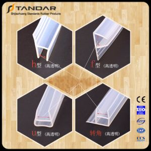 Silicone Shower Door Seal Strip for Shower Glass Door pictures & photos