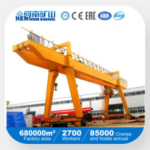75ton Double Girder Gantry Crane pictures & photos