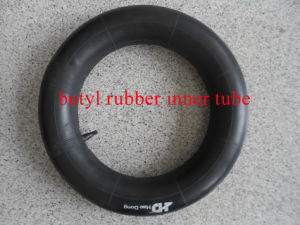 Inner Tube, Motorcycle Natural and Butyl Inner Tube (300-17)