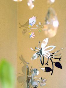 Decoration Mirror Stickers
