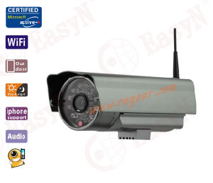 Outdoor IP Camera, Wireless Camera (CC-PSD-FM105)