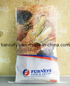 High Quality 25kg Rice Bag with Beautiful Picture (KR115) pictures & photos