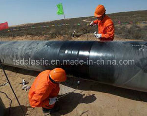Heat Shrinkable Sleeve for 3PE Steel Pipeline pictures & photos