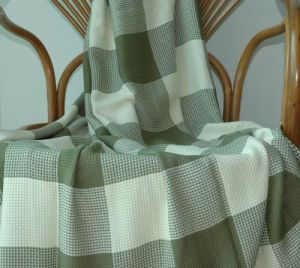 Bamboo Blanket, Bamboo Fiber Throw (BT-09033) pictures & photos
