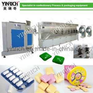 Candy Machine Sugar Shell Coated Chewing Gum Producing Line (MT300A) pictures & photos