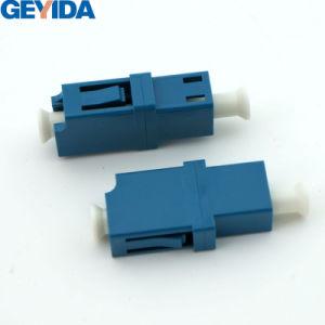 LC-LC Simplex Fiber Optic Adapter pictures & photos