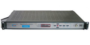 Digital Satellite Receiver with ASI and CI (Multi-Way DTS-522)