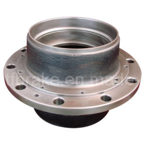Non-Standard Ductile Iron Wheel Hub