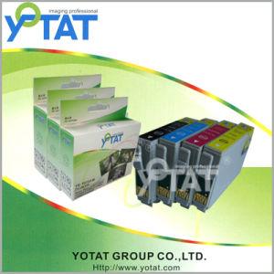 New Ink Cartridge T1801, T1811, T1761, T1771, Icbk69 for Epson Printer (YE-T1801)