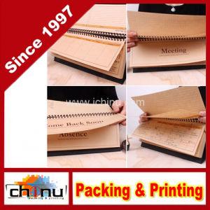 Custom Printing Desk Calendar (4312) pictures & photos