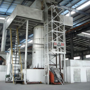 Shuhong Aluminum Shaft Melting Furnace pictures & photos