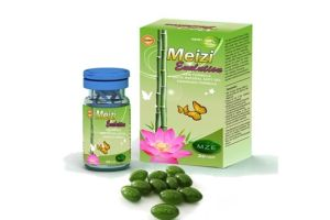 Meizi Evolution Botanical Slimming Soft Gel pictures & photos