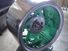 Alloy Steel Tyre Tire Building Drum pictures & photos