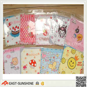 Microfiber Eyeglasses Cleaning Cloth with Digital Printing (DH-MC0222) pictures & photos