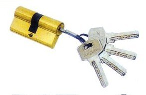 Brass Cylinder (TKJB004) Lock Cylinder pictures & photos