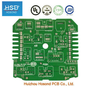 Double-Side Competitive PCB China Manufacture (HXD16R3220)