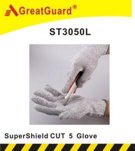 Supershield Cut 5 Glove (ST3050L) pictures & photos
