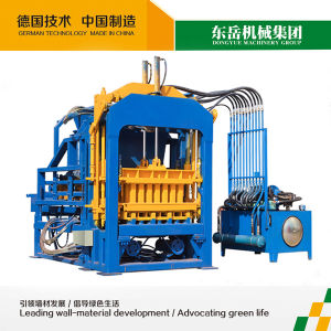 Hydraulic Concrete Qt4-15b Brick Making Machine pictures & photos