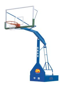 School Exercise Equipment-Shifting Flat-Case Basketball Stand (JM-1006) pictures & photos