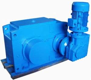 H Gearbox With K Gearbox and Flange