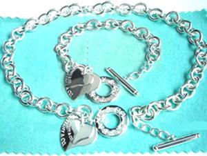925 Sterling Silver Bracelet (TSB001)