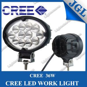 CREE 36W 4X4 off-Road 24V LED Machine Work Light