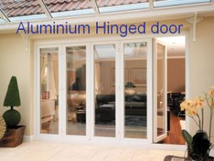 Caribbean Design Aluminium French Door for Villa pictures & photos