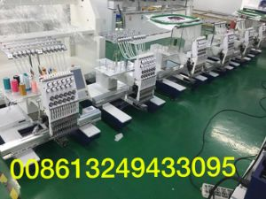 Wonyo Single Head Computerized Embroidery Machine Industrial pictures & photos