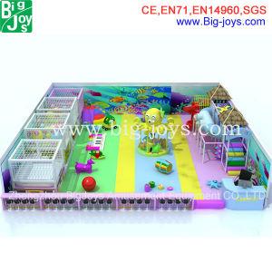 Amusement Indoor Playground, Children′s Indoor Playground (BJ-ID04) pictures & photos