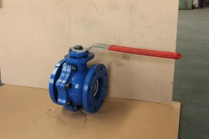 The Cast Iron Ball Valve pictures & photos