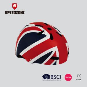 UK Flag Design Multi Sports Helmet pictures & photos
