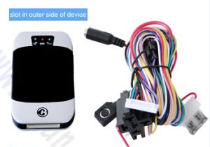 Built-in GSM GPS Antenna GPS Vehicle Tracking Device for Car with Fuel Monitor (TK303H) pictures & photos