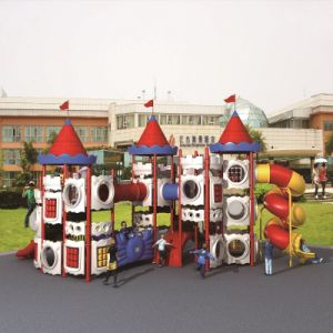 Multifunction Outdoor Playground for Sale pictures & photos
