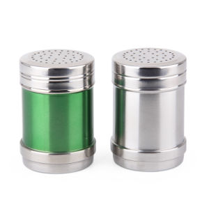 Cheap and Hot Sales Stainless Steel Pepper & Spice Bottle pictures & photos