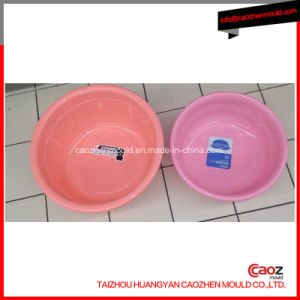Household/Round Plastic Wash Basin Mould pictures & photos