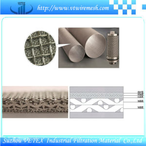SUS 304L Sintered Wire Mesh pictures & photos