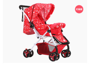 Quick Folding Two-Way Push Can Be Sitting and Lying pictures & photos