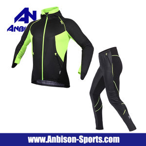 Spring Outdoor Cycling Bikes Windproof Long Sleeve Gear Suit pictures & photos