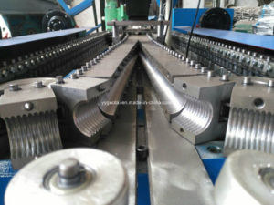 Customized Flexible Plastic Pipe Manufacutring Machine pictures & photos