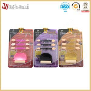 Washami 4PCS Professional Eyeshadow Foundation Makeup Brush Set pictures & photos