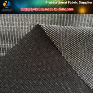 Polyester Spandex Stereoscopic Check Garment Woven Fabric Textile Supplier (R0078) pictures & photos
