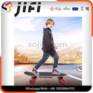 4 Wheels Outdoor Remote-Controlled Electric Scooter Skateboard pictures & photos