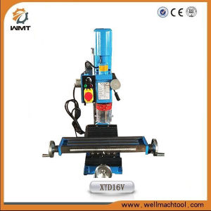 Mini Size Hobby Milling Machine Xyd16V Equipment with Ce Standard pictures & photos