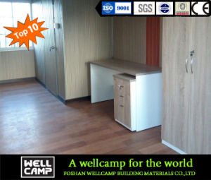 Wellcamp Fast Build Folding Mobile Container pictures & photos