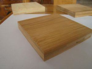 Solid Coco Nature Bamboo Plywood pictures & photos