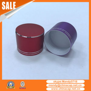 Personal Care Body Lotion Glass Bottles with Aluminum Lid pictures & photos