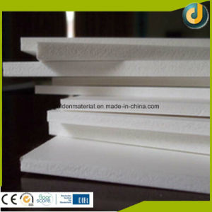 High Density PVC Foam Board Used as Building Template pictures & photos